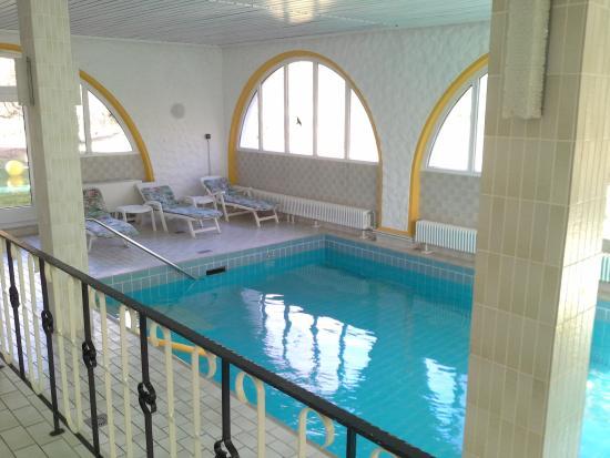 Hotel Terra-Nova : Hallenbad
