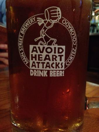 Main Street Brewery: Ahhhhhhhhh.