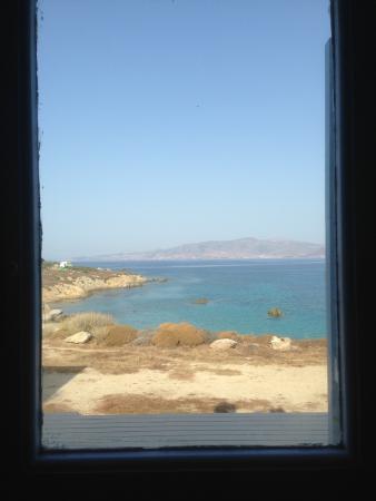 Kontos Studios: widok z okna