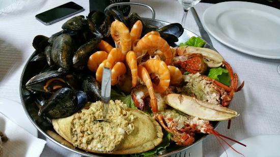 Restaurante Marisqueira Segredos do Mar