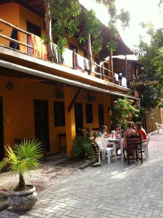Recanto das Estrelas: El hostel