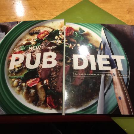Applebee's: Pub diet