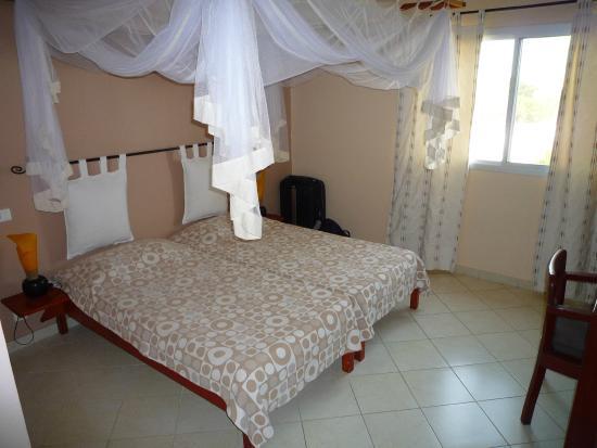Le Lodge des Almadies : Room