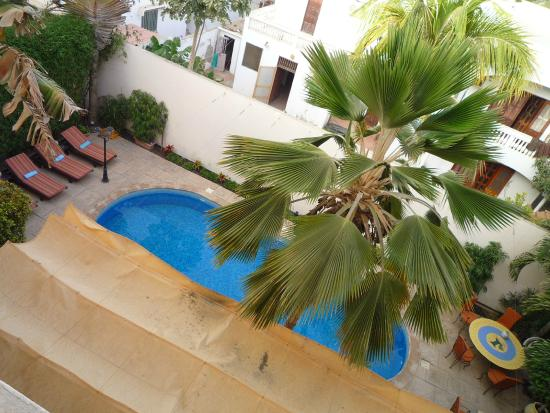 Le Lodge des Almadies : View from the room