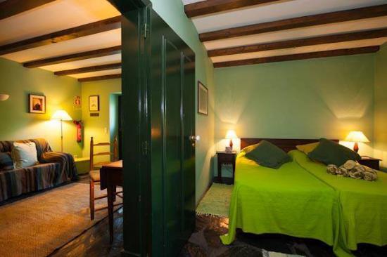 Quinta da Dourada : Casa de S.Mamede + Quarto Azul