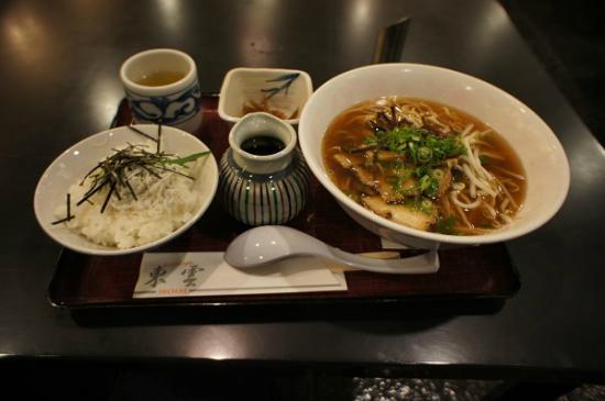 Restaurant Shinonome Matsuyama Airport