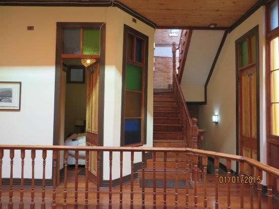 Hotel del Cerro: Interior do hotel