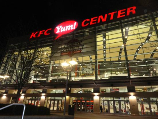 Restaurants Near Kfc Yum Arena