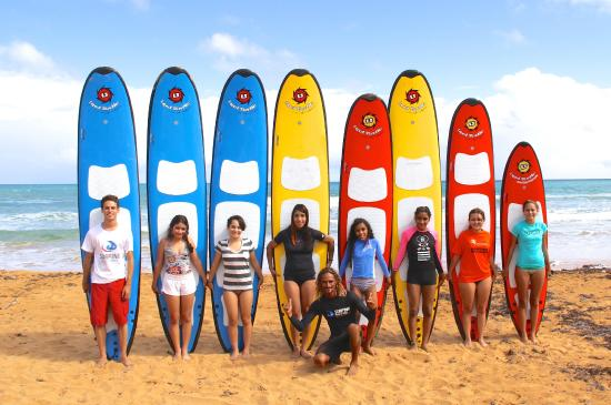 Luquillo, Puerto Rico: Surf Fun For All
