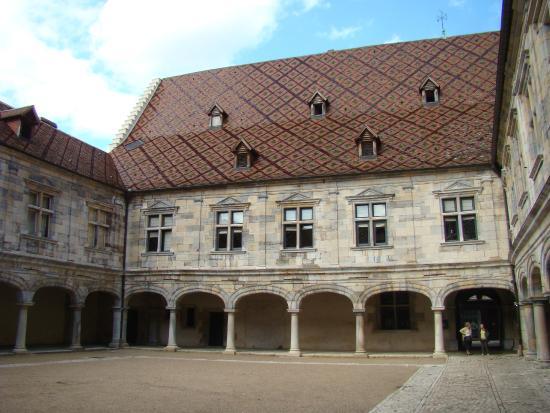 Musée du Temps et Palais Granvelle