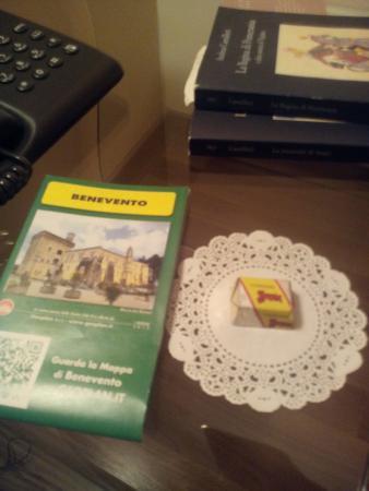 Hotel Villa Traiano: accoglienza a tema