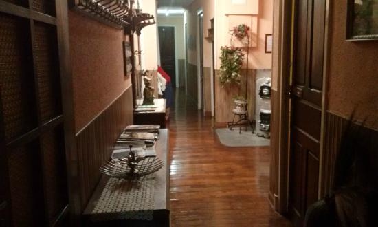 Haro, Spanien: Pasillo recibidor