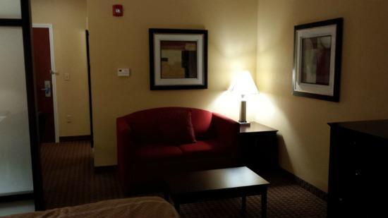 Comfort Suites Golden Isles Gateway Brunswick : Room