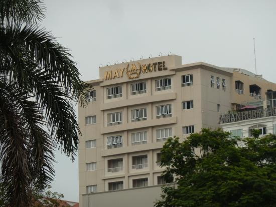 May Hotel : Das May-Hotel in SAigon