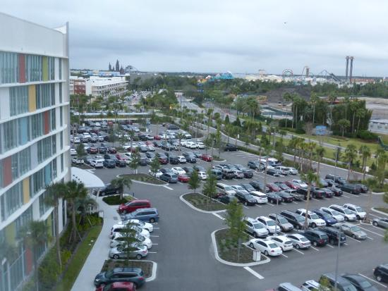 Window View Picture Of Universal S Cabana Bay Beach