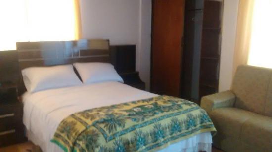 Hotel Amazonas Real : Avitacion