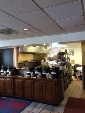 120 Taphouse & Bistro: Kitchen