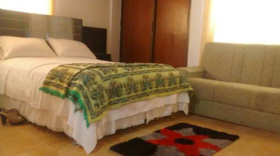 Hotel Amazonas Real : Habitaciones cómodas y bien dotadas