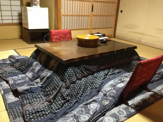 Konjakuan: Room