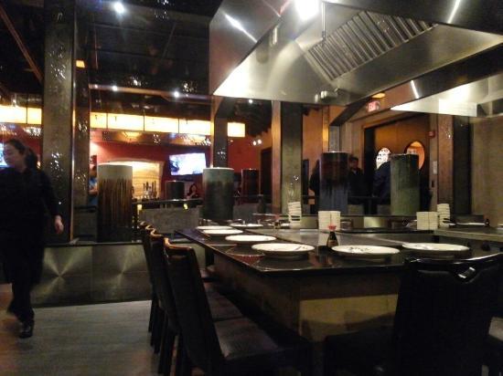 Hibachi Tables Picture Of Shogun Japanese Steakhouse Burnsville - Hibachi table restaurant