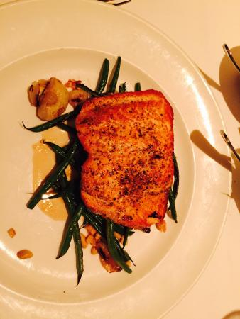 The Capital Grille: Salmon