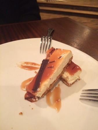 Ryleigh's Oyster : Dessert!