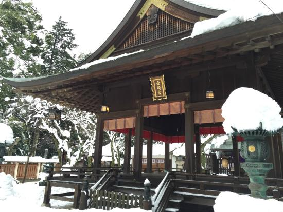 Kanegasakigu Shrine
