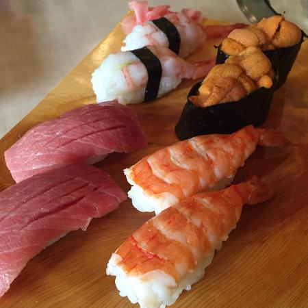 lower left- OTORO, Upper right-HOKKAIDO uni