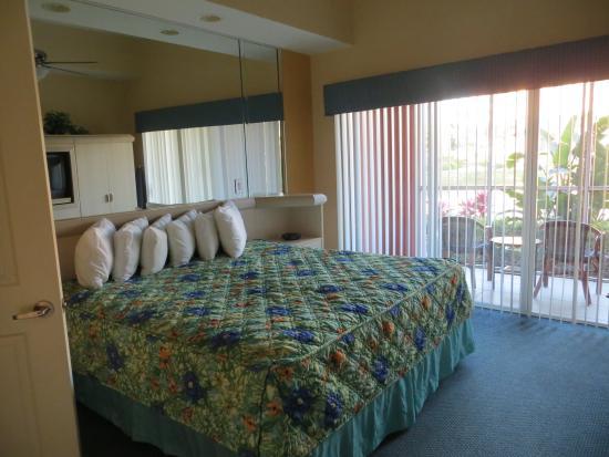 Lock Off Unit Bedroom Picture Of Westgate Vacation Villas Resort Spa Kissimmee Tripadvisor