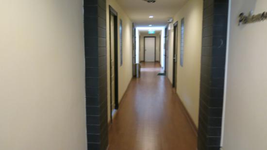 APK Resort & Spa: Room alley
