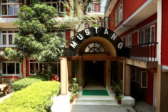 Hotel Mustang Holiday Inn 이미지