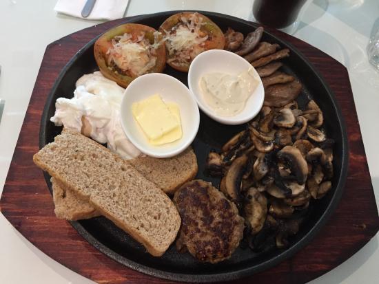 LivingFood Bistro & Cafe : Great organic breakfast
