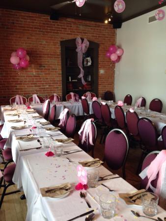 Salle De Reception Picture Of Le Dorchester Cuisine Et