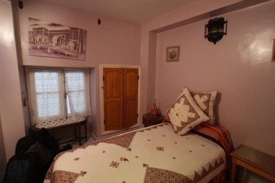 Riad Atika Meknes: single room