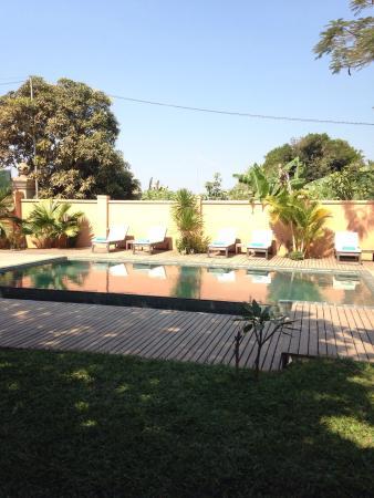 Botanica Guest House : La piscine