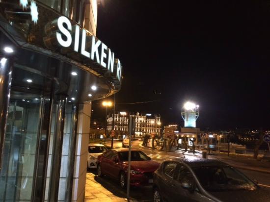 Silken Rio Hotel: facciata