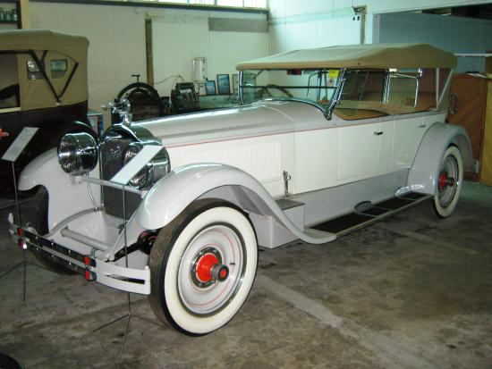 Whangarei, Νέα Ζηλανδία: Packard & Pioneer Museum