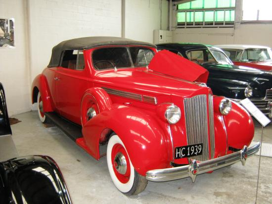 Whangarei, New Zealand: Packard & Pioneer Museum