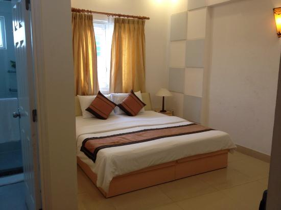 Cat Huy Hotel : Unser Zimmer