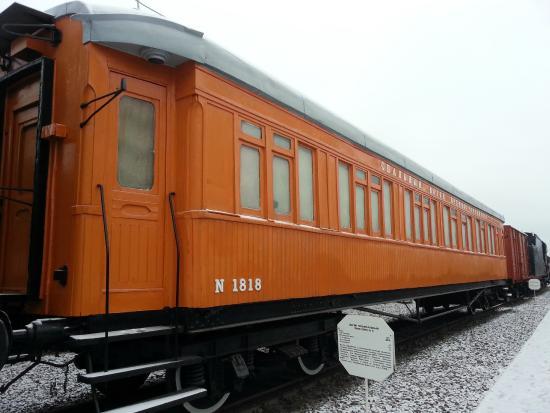 Museum of Railway Equipment : Музей паровозов