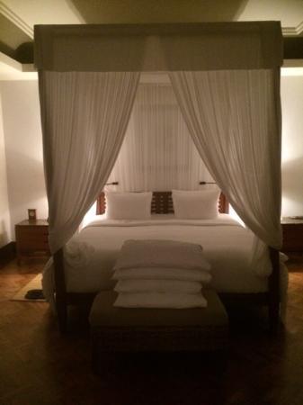 The Legian Bali: bedroom