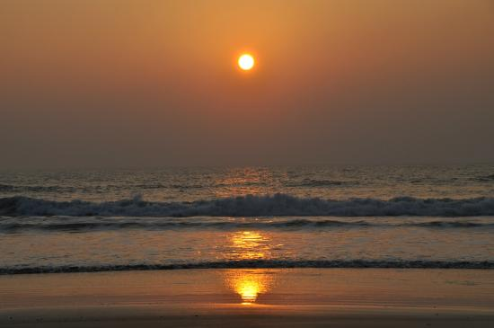 Mody Villa: Sunset