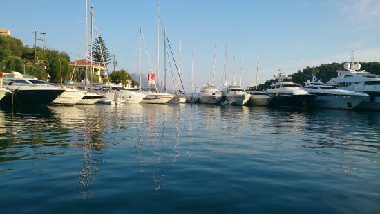 Odyseas Marina, Meganisi Greece