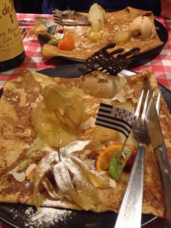La Table a Crepes