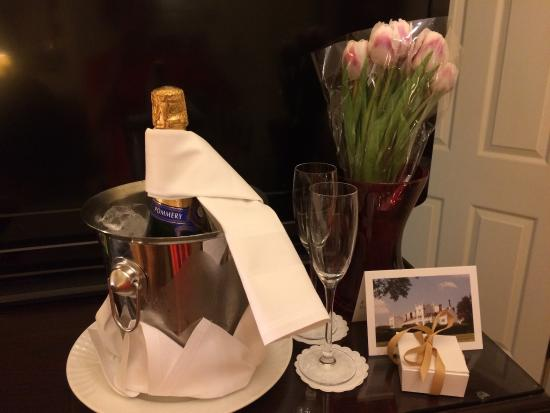 Danesfield House Hotel And Spa: Birthday treat!!