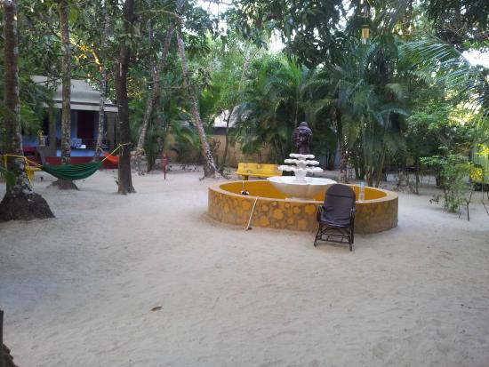 Dreamcatcher Resort: Common area