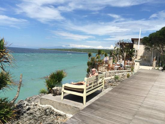 Amatoa Resort : Chair with a view