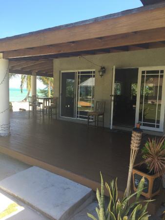 Swain's Cay Lodge : Restaurant