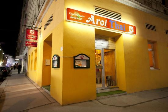 Aroi Thai Restaurant Outside View Of The Near Maria Hilfer Straße