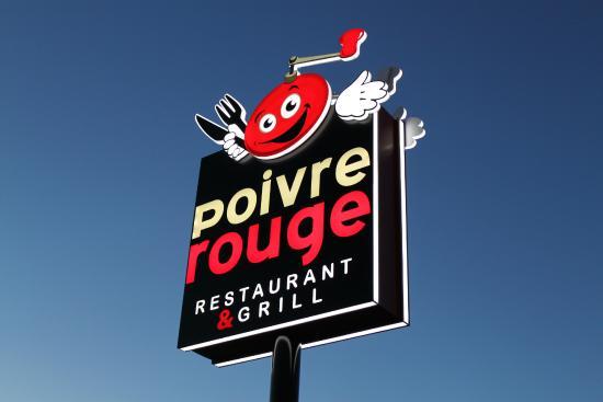 restaurant grill picture of poivre rouge montauban tripadvisor. Black Bedroom Furniture Sets. Home Design Ideas